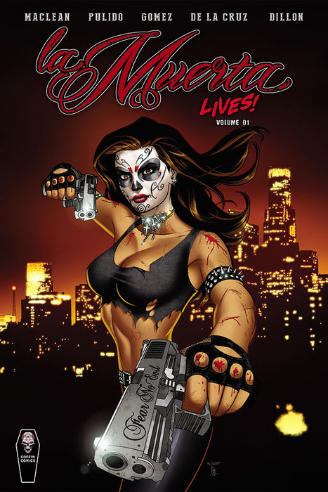 La Muerta Lives! Vol. 1 - Trade Paperback