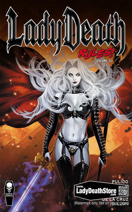 Lady Death Rules! Vol. 2 - Trade Hardcover