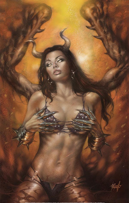 "Hellwitch: Lucio Parillo Legend 11x17"" Print"