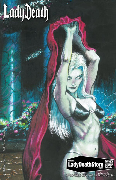 Lady Death: All Hallows Evil #1 - Dark Forest Edition