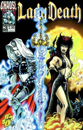 Lady Death: Monthly #3
