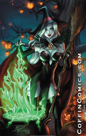 "Lady Death: Spellbound 11x17"" Print"
