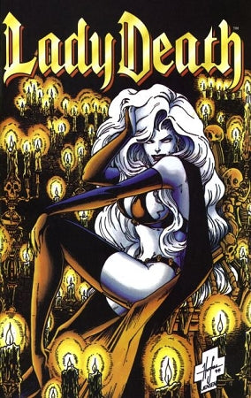 Lady Death II: Between Heaven & Hell #2