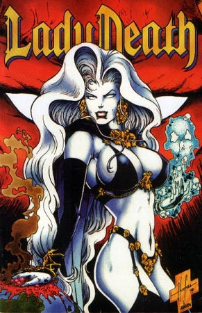 Lady Death II: Between Heaven & Hell #4
