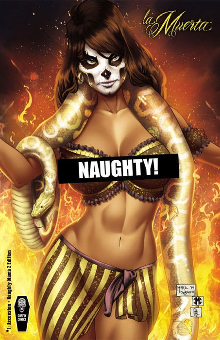 La Muerta: Ascension - Naughty Mama Z Edition
