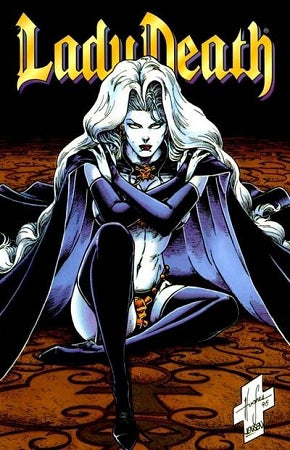 Lady Death: The Odyssey #3