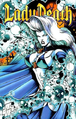 Lady Death: The Odyssey #4