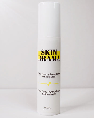Camu Camu + Sweet Orange Acne Cleanser
