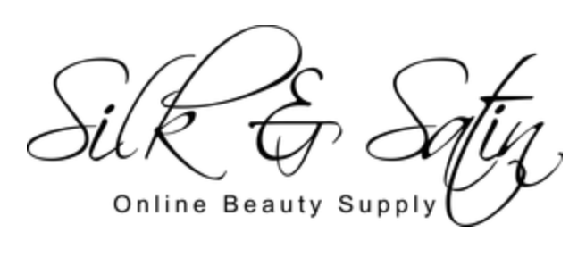Silk & Satin Online Beauty Supply Logo