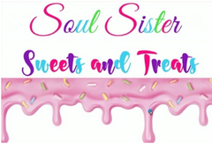Soul Sister Sweets & Treats Logo