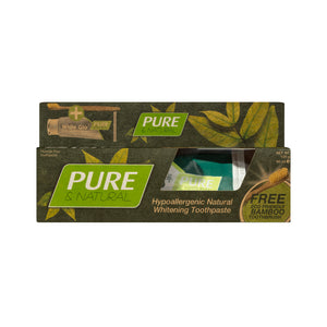 Pure & Natural Whitening Toothpaste
