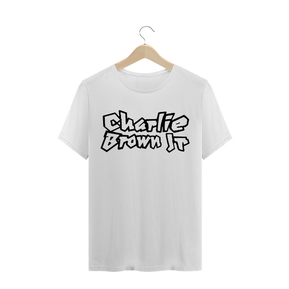 Camiseta - Charlie Brown Jr Masculino - Nice Shop