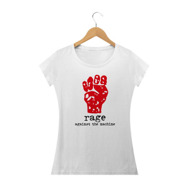 Rage Against The Machine Feminino