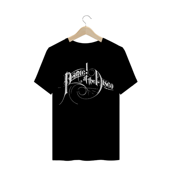 Camiseta - Panic at the Disco Masculino - Nice Shop