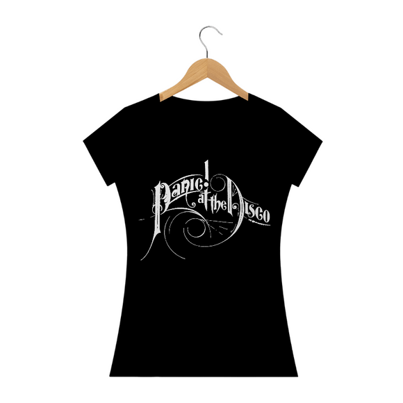 Camiseta - Panic at the Disco Feminino - Nice Shop