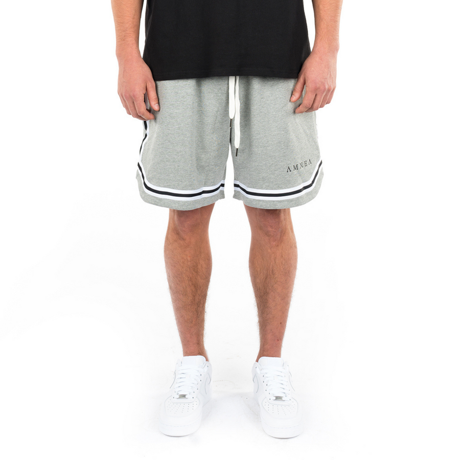 Concrete Grey LA Shorts