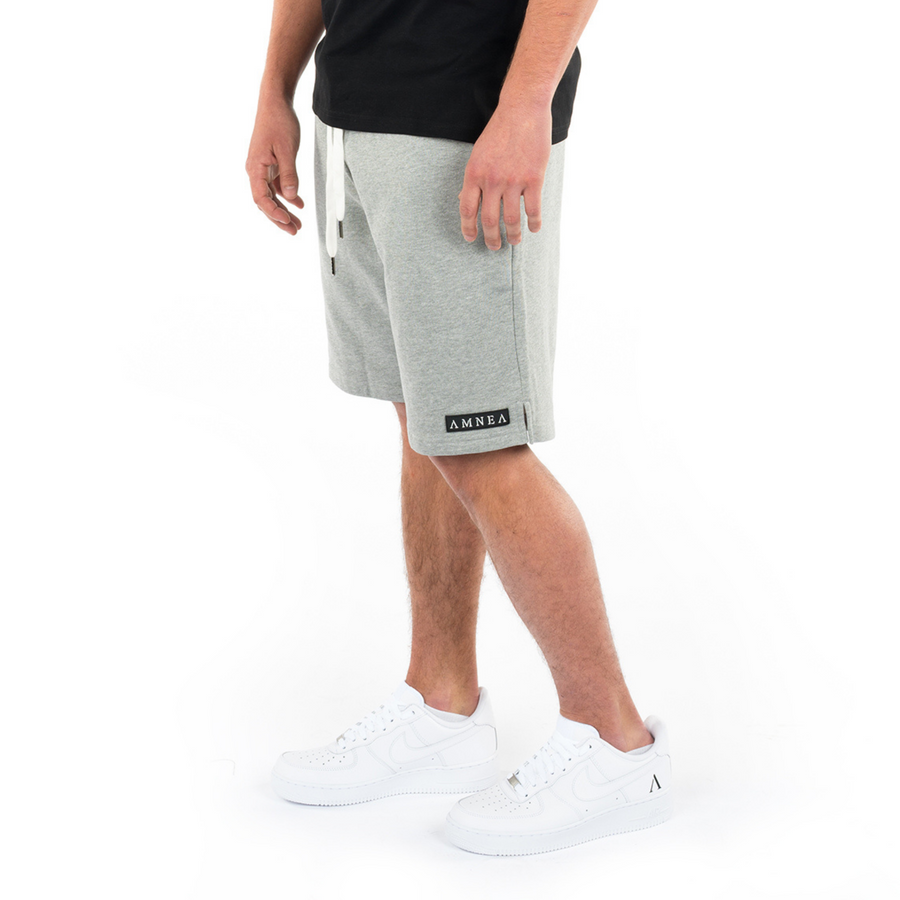 Concrete Grey Chicago Shorts