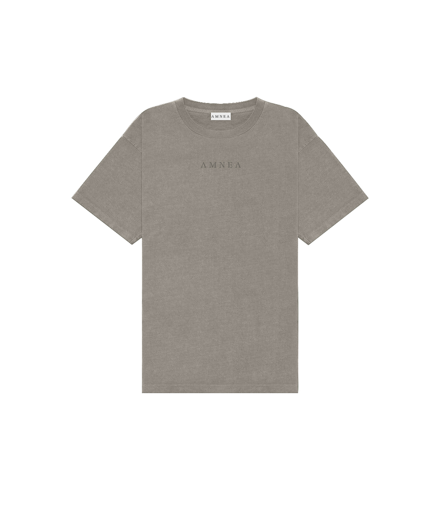 Relaxed Tee Bone Grey