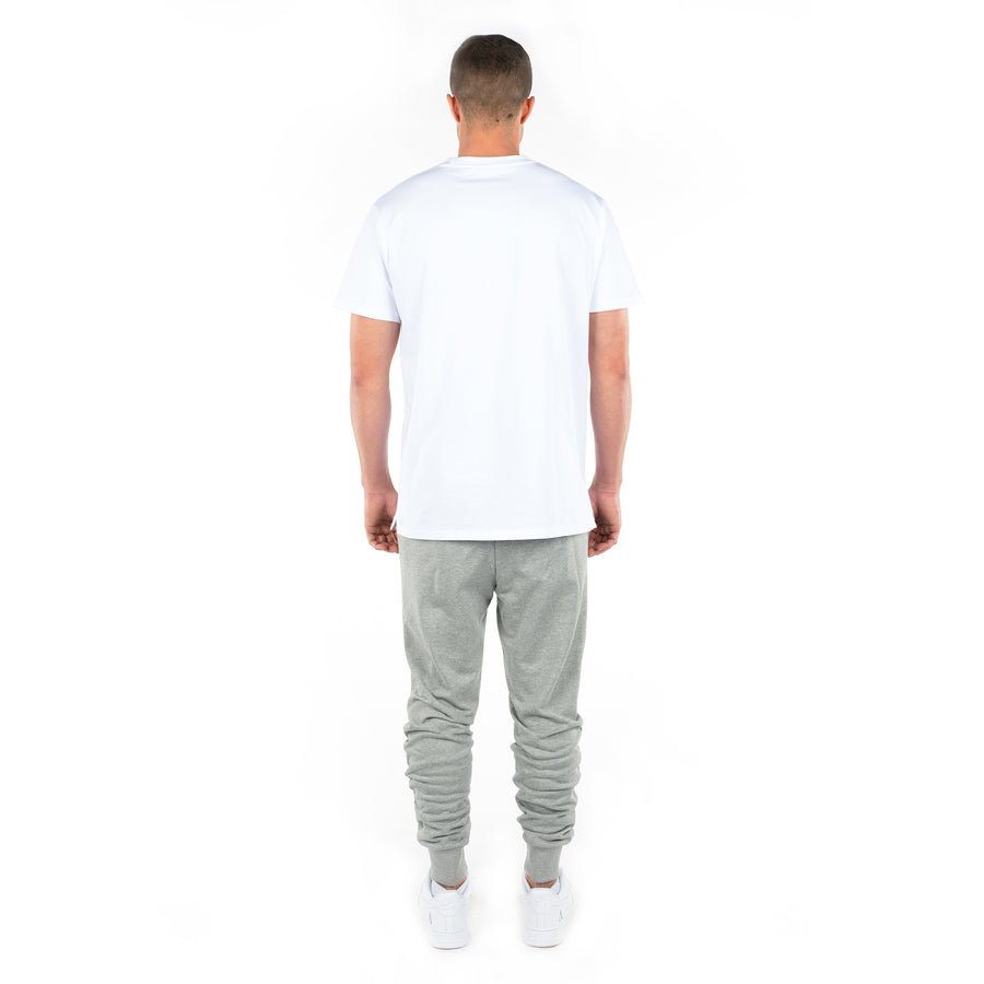 Relaxed Tee Colombian White