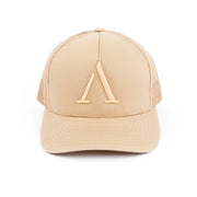 Signature Desert Tan Trucker Hat