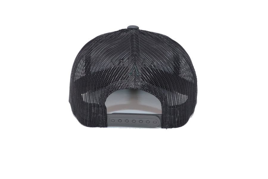 Slate Grey Trucker Hat