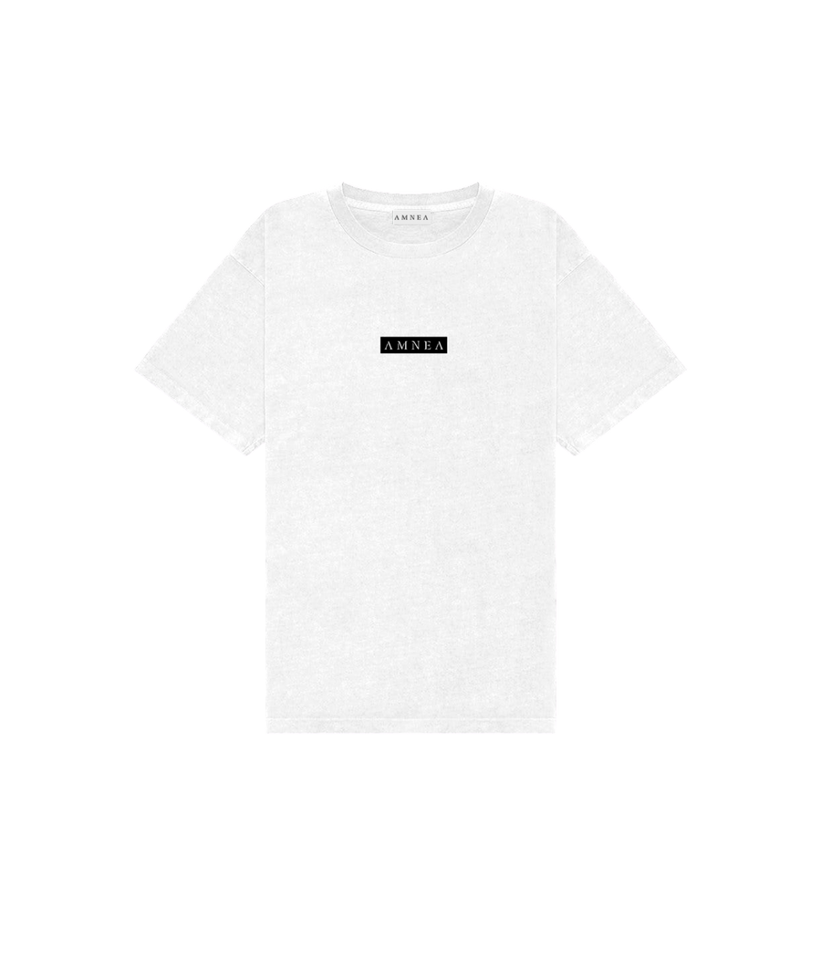 Oversized Tee Colombian White
