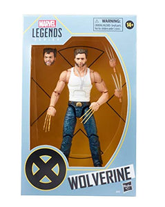 Marvel Legends X-Men Wolverine Arma-x 6 pollici Action Figure Nuovo