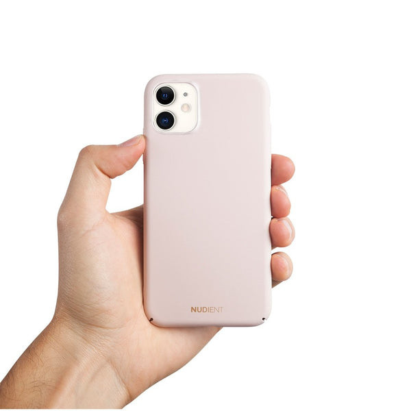 "Dun iPhone 11 6,1"" Hoesje V2 - Candy Pink"
