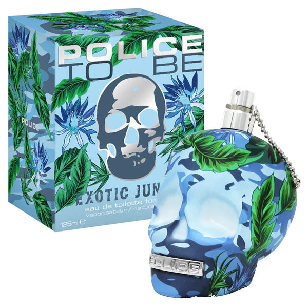 Parfum Homme To Be Exotic Jungle Police EDT