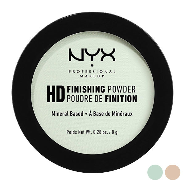 Poudres Compactes Hd Finishing Powder NYX (8 g)