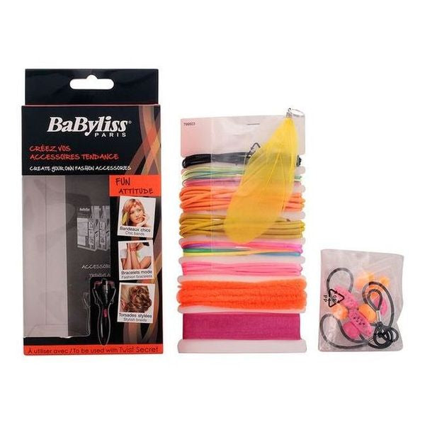 Perles Twist Secret Babyliss