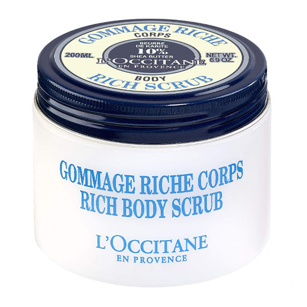 Exfoliant corps Karite L'occitane (200 ml)