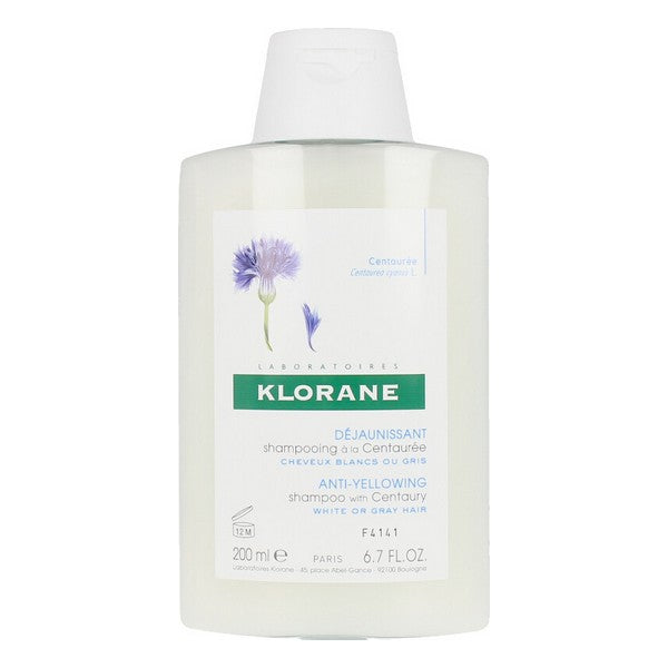 Shampooing Anti Yellowing Klorane (200 ml)