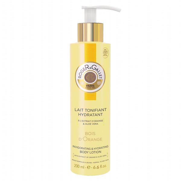 Lait corporel Bois D'orange Roger & Gallet (200 ml)
