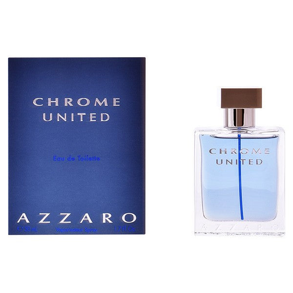 Parfum Homme Chrome United Azzaro EDT