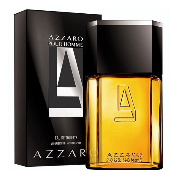 Lotion After Shave Azzaro Pour Homme Azzaro (100 ml)