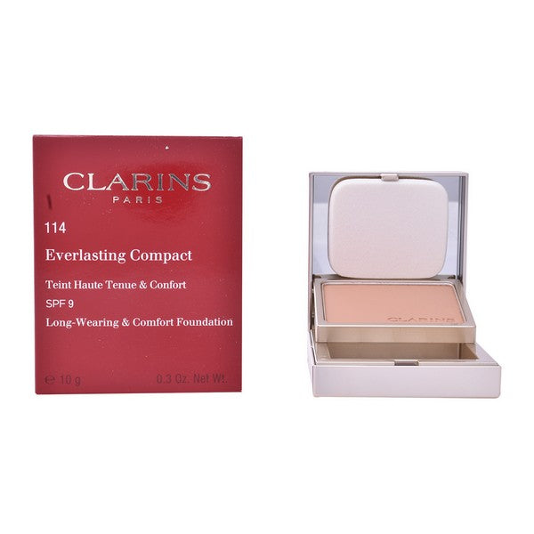 Poudres Compactes Everlasting Clarins