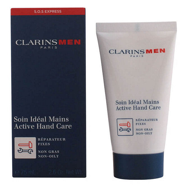 Lotion mains Men Clarins