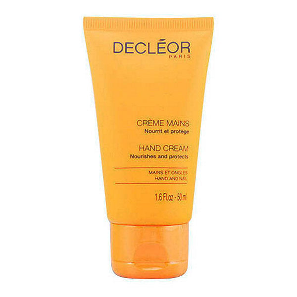 Lotion mains Aromessence Mains Decleor