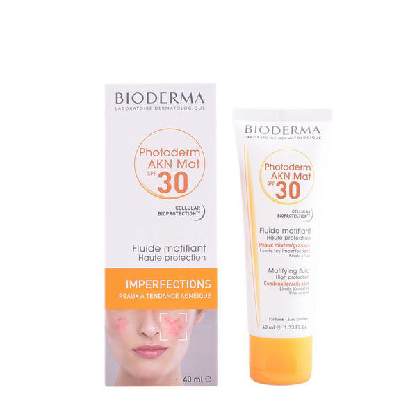 Mascara effet mat Photoderm Bioderma SPF 30 (40 ml)