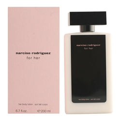 Lotion corporelle For Her Narciso Rodriguez (200 ml)