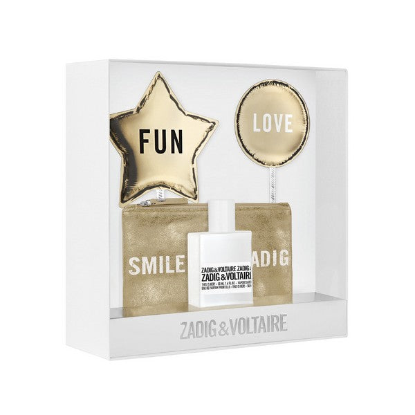Set de Parfum Femme This Is Her! Zadig & Voltaire (2 pcs)