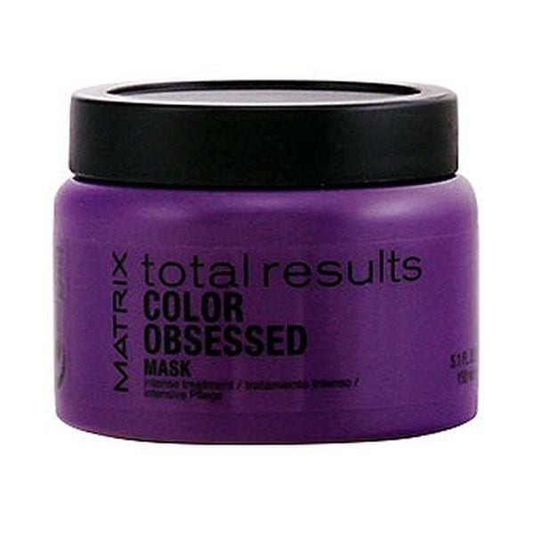 Masque pour cheveux Total Results Color Obsessed Matrix