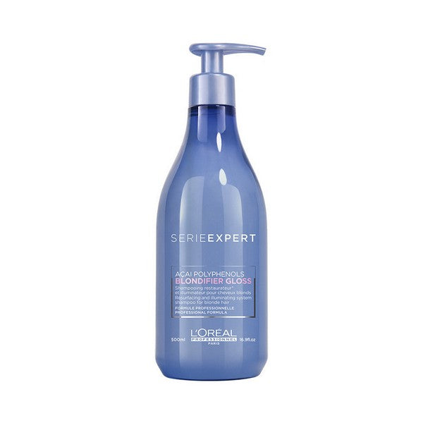 Shampooing Restructurant Blondifier Gloss L'Oreal Expert Professionnel (500 ml)