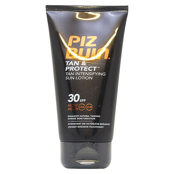 Lotion Solaire Tan & Protect Piz Buin Spf 30 (150 ml)