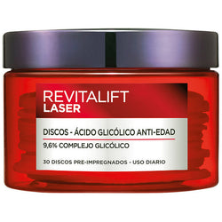 Soin anti-taches et anti-âge Revitalift Laser L'Oreal Make Up (30 uds)