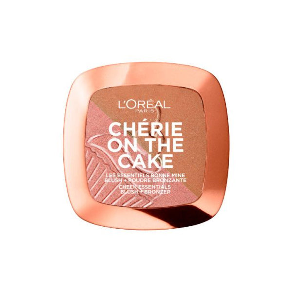 Poudre auto-bronzante Chérie on the Cake L'Oreal Make Up