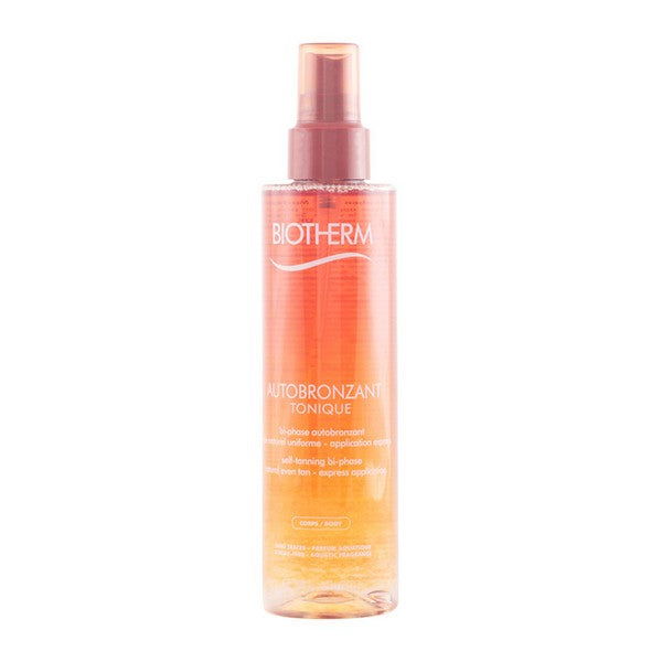 Spray Autobronzant Tonique Biotherm Spf 30 (200 ml)