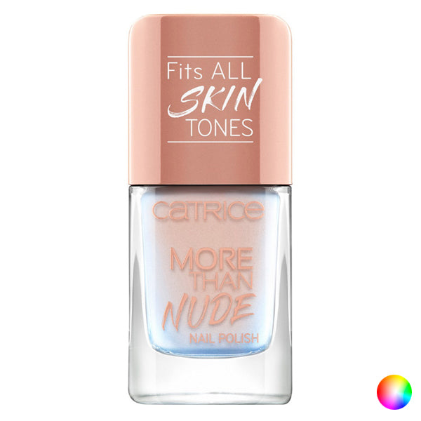 vernis à ongles More Than Nude Catrice (10,5 ml)