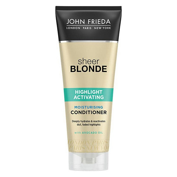 Après-shampooing Sheer Blonde John Frieda (250 ml)